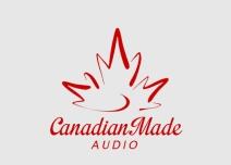 Canadian made audio logo