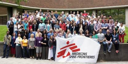 Group Medcins Sans Frontieres